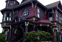 Victorian Houses / by Nedra Elton