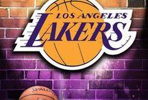 Lakers....We Love LA! / by Tatum Laggren