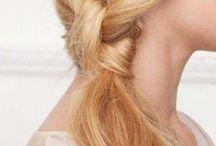Hairstyles / by Georgina Burke