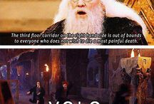 Harry Potter  / by Carly Setter