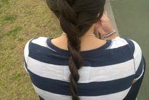 Hairstyles / by Sarah Merritt