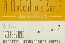 typeface / by Kitako Kita