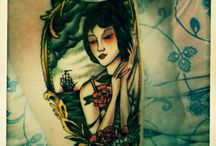 Inked / by Harriet Waters