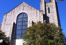 Weddings in the Lois Perkins Chapel / by Southwestern University