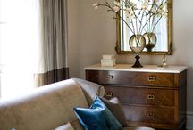 "Farmhouse Living Room / Ideas for that ""one day"" farmhouse / by Justine Taylor"