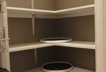 Lobby Revamp | Modern Minimalism / by Lauren McElhaney