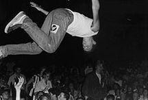 Punk Rock and Hardcore / by Sid Damon