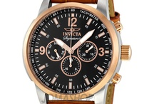 Invicta Watches / by JomaShop Luxury Watch Store