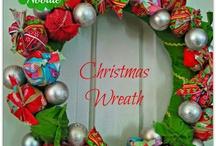 Wreaths / by Lorraine Brown