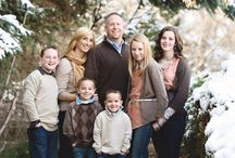 Family pictures / by Candace Ginos