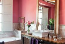 Bathrooms / by Michelle {Michelle Kroll Design}