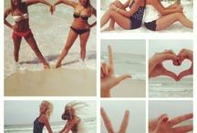 Friend beach pics / by Alaina Brooks
