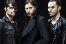 MUSIC I LIKE / Thirty Seconds to Mars will ALWAYS be MY FAVORITE........but here are some other musicians I have listened to and enjoyed.   Any one YOU like too?   / by Joanne Rowan