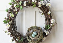 & - Wreath , Ornament - & / by Veren Evania