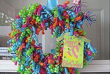 Ornaments and Wreaths / by Jennifer Hogan