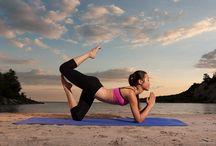Yoga / by Jackie Monteiro