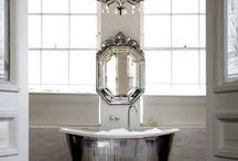 Histoire d'eau / Salles de bain & cuisines Kitchen & bathroom... / by Little Gangster ...