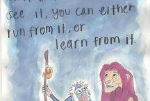 Quotes / by Maria Victoria Perez-Ausa