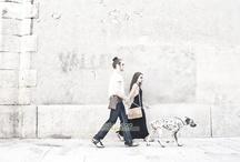 Fotografía de parejas  / Fotografías de Retrato, parejas, prebodas. Intento alejarme de las poses o de la clásica imagen. Tanto en la fotografía de boda como en la fotografía de retrato o preboda, busco imágenes que os reflejen tal como sois, sin intervenir. Cada imagen tiene su contexto, su historia / by Jose Luis de Lara
