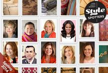 Highpoint Market Fall 2014 / Trend and Style Spotter 2014 Highpoint. #HPMKT / by Ricki Mountain