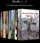 The End Times Saga Box Set: A Christian Fiction Series / by Cliff Ball - Author