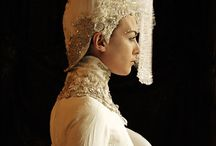 Haute Couture & Costume Design / by Leyre Valiente