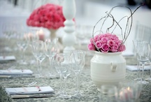 Designer Table Tops - by Wedding Concepts / At Wedding Concepts we create exlcusive celebrations and wedding designs. Here we share stylish table trends, textures, colours, quirks and some of our favourite creations. Enjoy! / by Wedding Concepts