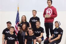 Fund Raiser for the JR OLYMPIC TRIALS in Florida / Raising money for a great cause. These kids have qualified for the JR OLYMPIC TRIALS in Florida in June. Time is running out. Please watch and donate or go to VERNAL CROSS FIT on main street in vernal next to the 7-11 ranch cafe.  / by Kathy Hacking
