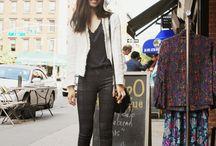 College Fashionista / by Siyu Liu