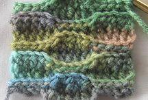 pontos de croche / by Angela Arvelos Arvelos