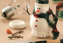 Holiday Decor / by Shepherd's Needle