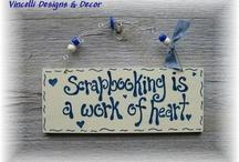 Scrapbooking / by Michelle Wyk