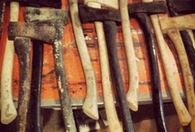 Axes and other tools / by Nico Abraxas