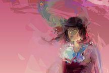illustrations / by Albu Reka-Abigel