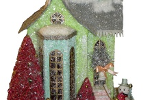 Cute Little Houses / by diana harding