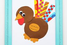 Thanksgiving / by Susan Efseaff of First Grade Friendly Froggies