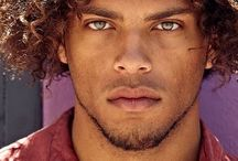 Curly Guys / Gorgeous curly men who rock our world and yours! / by Mixed Chicks