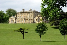 ♔ Cusworth Hall, Doncaster, S. Yorks / The Hall was built in 1740–45 by George Platt for William Wrightson to replace a previous house. In 1961 Doncaster Council bought Cusworth Hall & the adjoining parkland from the Battie-Wrightson family.  The former reception rooms & spacious galleries now house the Museum of South Yorkshire life. Thanks to Peter and Bogusia for most of the photos. / by Melissa