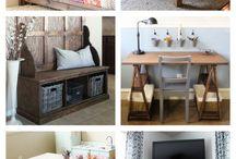 Updating the casa (ideas) / by Kayla Bessellieu