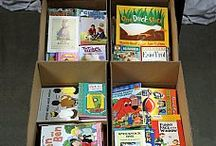 Classroom Library / by Vanessa Easley