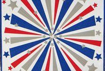 Feeling Patriotic / by Fabri-Quilt, Inc.