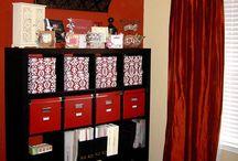Craft & Sewing Room / by Karen White