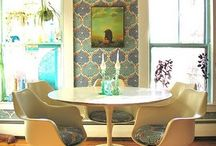Dining Rooms / by Suellen Gregory