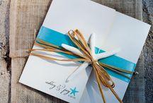 Hillary's wedding invitations / by Gail Mariner