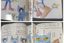Pete the Cat / by Andrea Hillbrick