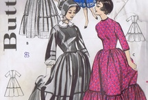 Vintage Retro & Modern Costume Patterns / by Vintage Patterns Dazespast