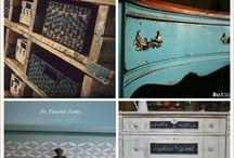 Furniture / by Sonya Dencausse