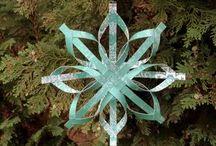 Snowflakes-Winter's Butterflies / by Beth Erdelac