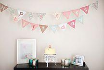 2nd Birthday Party / by Teena Murphy