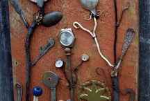 Assemblage of All Kinds / by Jenny Collins